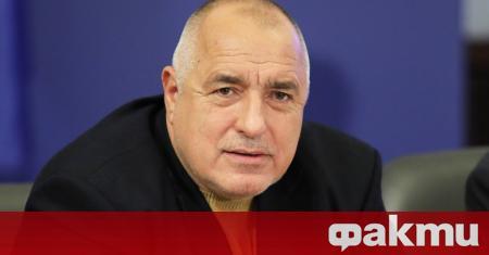 Министър-председателят Бойко Борисов поиска оставките на министъра на финансите Владислав