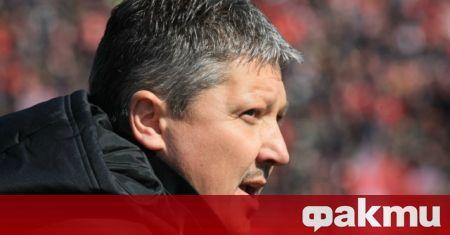 Треньорът на ЦСКА Любослав Пенев коментира равенството 1:1 с Арда.