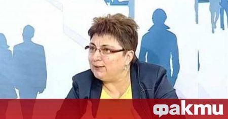 Д-р Емилия Милкова, депутат от ГЕРБ в 44-ото Народно събрание,
