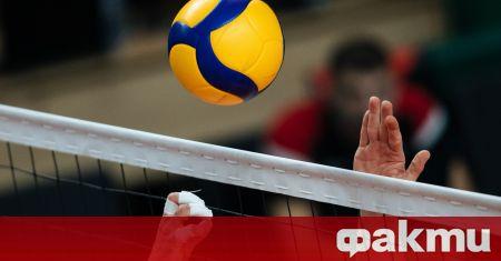 Хебър Пазарджик официално се класира за групите на волейболната Шампионска