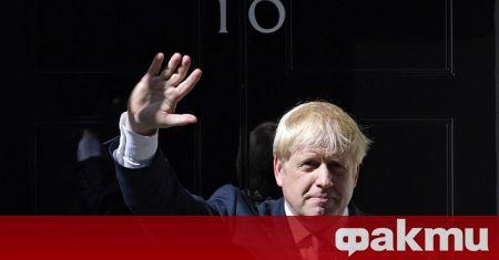 Във Великобритания повече хора смятат, че Борис Джонсън трябва да
