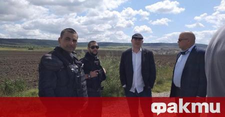 Главният прокурор Иван Гешев посети гр. Девня и гр. Суворово