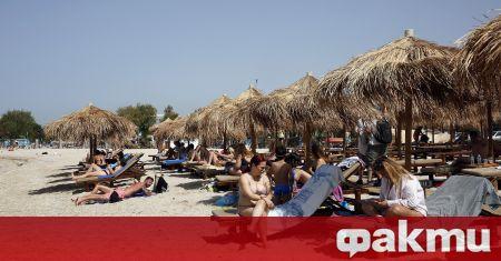Гърция очаква високи температури през следващите дни, съобщи Катимерини. Очакват