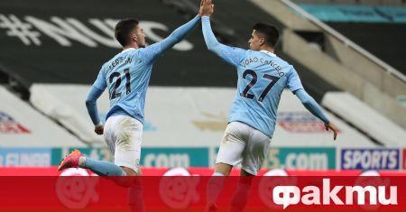 Манчестър Сити победи с 4:3 Нюкясъл в изключителен мач от