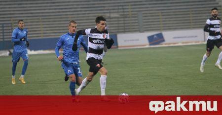 Футболистът на Локомотив (Пловдив) Бирсент Карагарен коментира очакванията си за