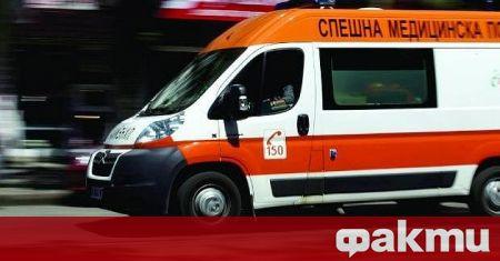 Тежка катастрофа отне живота на младо момче на пътя Бургас-Средец,