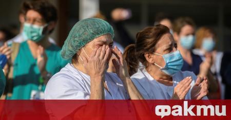 В Испания са починали 757 души от COVID-19 за последното