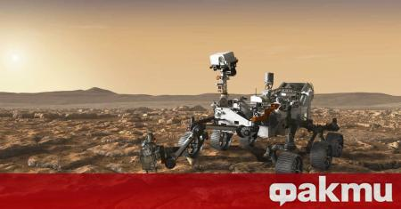 Новият марсоход