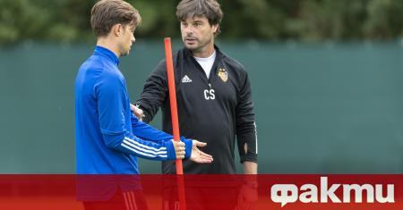 Треньорът на Базел Чириако Сфорца, заяви, че голямата цел пред