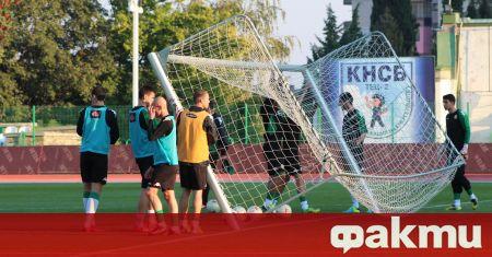 Юношеският национален отбор на България до 17 г. не успя