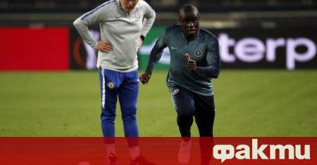 Нголо Канте бе обявен за Играч на мача Челси -