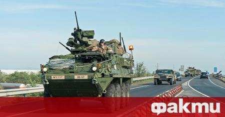 Разполагането на американски войски по-близо до границите на Русия е