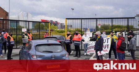 Протестите от привържениците на Манчестър Юнайтед могат да костват отнемане
