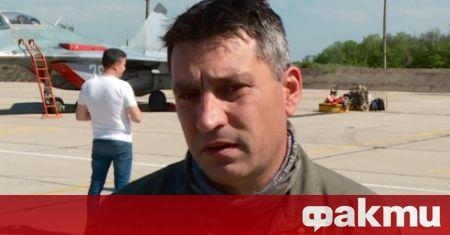 Изчезналият майор Валентин Терзиев, в Черно море по време на