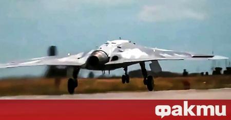 Руският боен дрон С-70