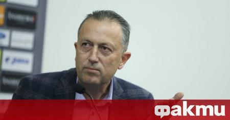 Вицепрезидентът на БФС Атанас Фурнаджиев разкри подробности около срещата за