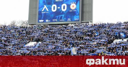 Феновете на Левски призоваха родните управляващи да отворят стадионите на