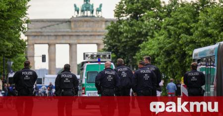 За последното денонощие в Германия са били регистрирани 289 нови