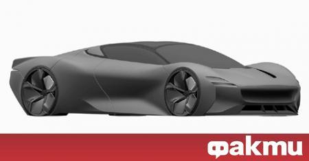 Jaguar разработва нов суперавтомобил със средно разположен двигател, който ще