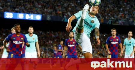 Барселона подготвя нова оферта за нападателя на Интер - Лаутаро