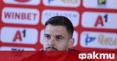 Халфът Кристиян Малинов ще стане втори капитан на ЦСКА. В