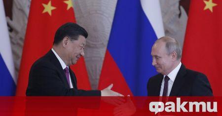Китай и Русия работят съвместно за овладяване на епидемията от