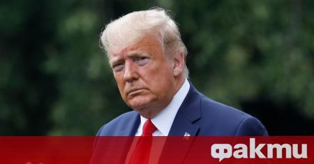 Американският президент Доналд Тръмп е поискал незабавното разполагане на 10