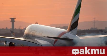 Националния авиопревозвач на Обединените арабски емирства – Emirates, реализираха първия