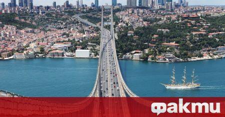 В Истанбул скоро се очаква силно земетресение с магнитуд около