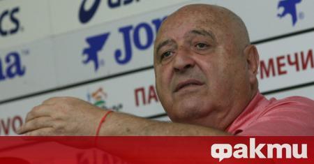 Президентът на Славия Венцеслав Стефанов призна пред Sportal.bg, че не