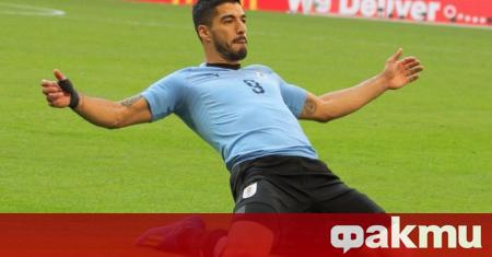 Ипанският Атлетико Мадрид официално обяви привличането на Луис Суарес от