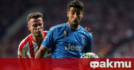 Полузащитникът Сами Кедира заяви, че няма намерение да напуска Ювентус.