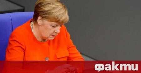 Германският канцлер Ангела Меркел заяви, че ще бъде ускорена имунизационната
