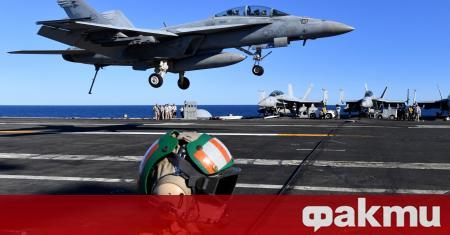 """Два американски самолетоносача – """"Нимиц"""" и """"Роналд Рейгън"""", проведоха учения"""
