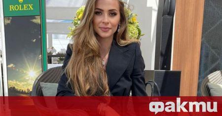 Половинката на Григор Димитров – Лолита Османова публикува любопитна снимка
