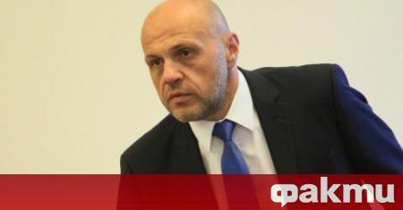 Вицепремиерите Томислав Дончев и Красимир Каракачанов направиха изявление за медиите