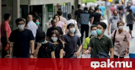Властите в Сингапур обявиха, че е задължително да се носят