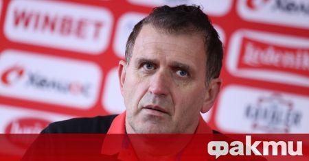 Бившият треньор на ЦСКA Бруно Акрапович коментира спечелената Купа на