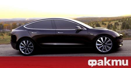 Според Reuters, новата батерия на Tesla, която ще започне да