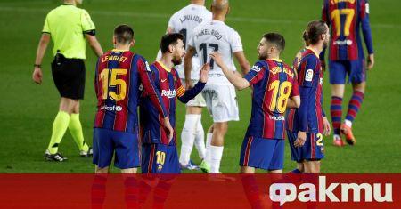 Барселона разби у дома последния Уеска с 4:1 в среща