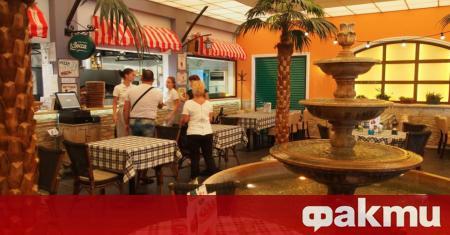 Днес отварят и закритите помещения на ресторанти, сладкарници и барове.