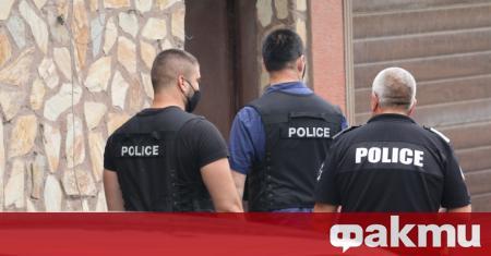 Криминалисти и жандармерия провеждат полицейска акция