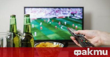 Спортът и мачовете с български коментар по телевизията днес, събота,