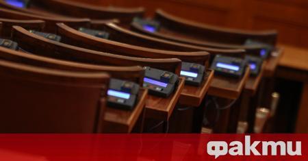 Парламентът отхвърли законопроекта на Валери Симеонов и НФСБ за промени