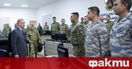 Турция е решена да продължи с изпълнението на целите си