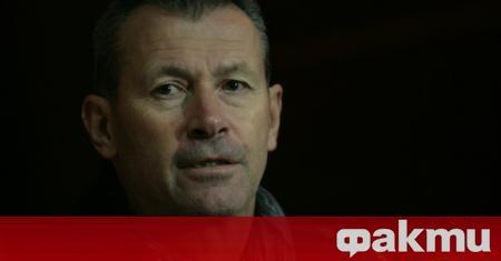 Бившият футболист и ръководител на ЦСКА Георги Илиев-Майкъла направи твърде