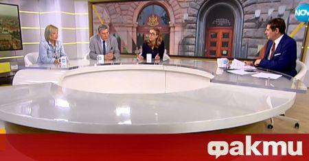 Политолозите Татяна Буруджиева, Антоний Гълъбов и Мира Радева коментираха в
