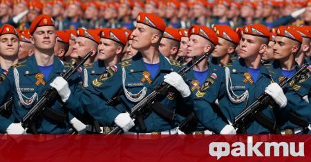 Руските въоръжени сили обявиха, че са селектирали десетки доброволци, които