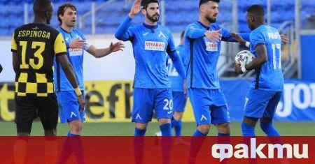 Иракският защитник Ребин Сулака е изиграл последния си мач за
