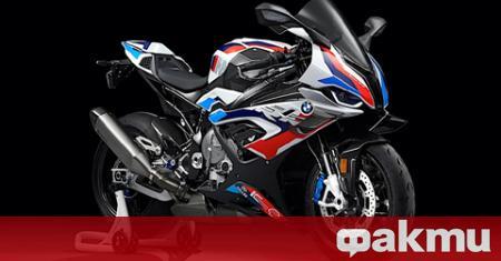 M GmbH и BMW Motorrad представиха първия си съвместен проект.